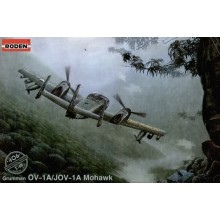 OV-1A/JOV-1A Mohawk 1:48