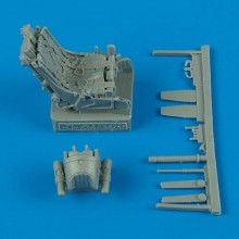 1:48 MiG-29A ejection seat with safety belts