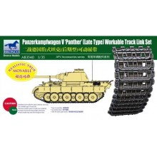 1:35 Panther Late Type Workable Track Link Set