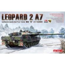 1:35 German Main Battle Tank Leopard 2 A7