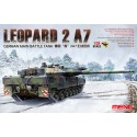 1:35 German Main Battle Tank Leopard 2 A7