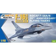 1:48 F-16A/B Block 20 ROCAF 70th Flying Tigers