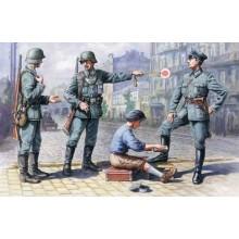 1:35 GERMAN PATROL (1939-1942)
