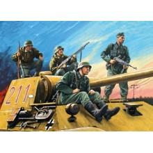 1:35 GERMAN TANK RIDERS (1942-1945),