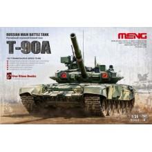 Russian Main Battle Tank T-90A