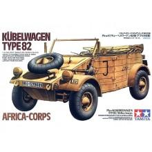 1:35 Kübelwagen Type 82 Afrikakorps