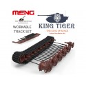 Meng Model 1/35 King Tiger Sd.Kfz.182 (WORKABLE TRACKS)
