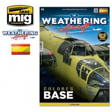 THE WEATHERING AIRCRAFT Nº4 - COLORES BASE