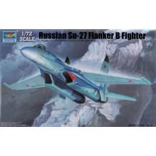 Russian Su-27 Flanker B