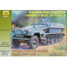 1:35 Sd.Kfz. 251/1 Ausf. B