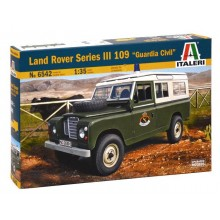 LAND ROVER SERIES III 109 'GUARDIA CIVIL'