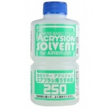 Acrysion Solvent for Airbrush 250ml