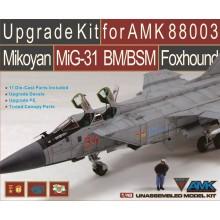 1:48MiG-31BS/BSM Upgrade