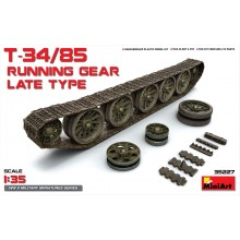 1:35 T-34/85 Running gear late type
