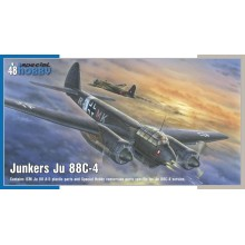 "Junkers Ju 88C-4 ""Night Fighter"" 1/48"