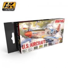 U.S. AIRCRAFT METAL. METAL SKIN COLORS