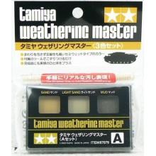 Weathering Master A Set Sand Light Mud