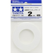 Tamiya Masking Tape for Curves 2 mm