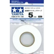 Tamiya Masking Tape for Curves 5 mm