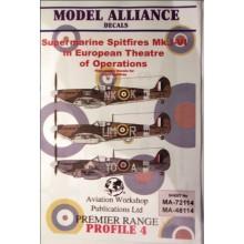 Supermarine Spitfires Mk.I-VI