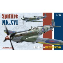 Spitfire Mk. XVI DUAL COMBO 1:72