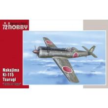 Nakajima Ki-115 'Battle of Tokio 1946'