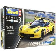 1:25 Chevrolet Corvette C7R