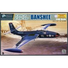 1:48 F2H-2/F2H-2P Banshee