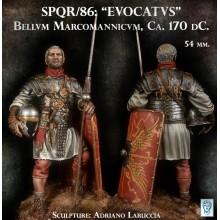 'EVOCATUS', Bellum Marcomannicum Ca. 170 dC.