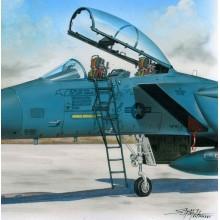 1:48 Ladder for F-15