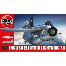 ENGLISH ELECTRIC LIGHTNING F6 1:72
