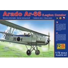 1:72 Arado 66 Spanish A.F.