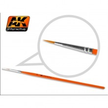 Round Brush 5/0 Synthetic