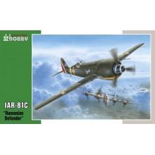 IAR-81C Rumanian Defender 1:32
