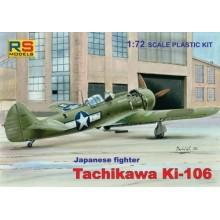 1:72 Tachikawa Ki-106