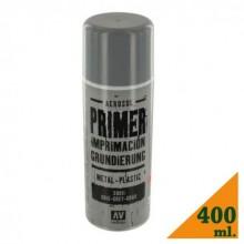 VALLEJO GREY PRIMER SPRAY 400 ml
