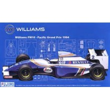 WILLIAMS FW16 Pacific Grand Prix 1994 1:20