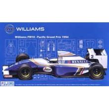 WILLIAMS FW16 Pacific Grand Prix 1994 1:20