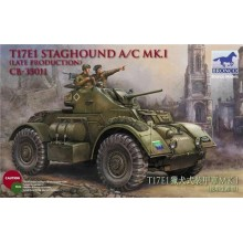 1:35 Staghound Mk.1 Late Producción