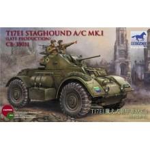 1:35 Staghound Mk.1 Late Producción