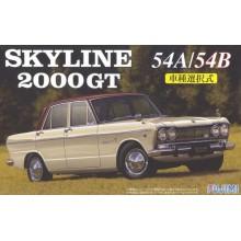 1:24 Skyline 200 GT