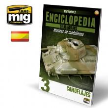 ENCICLOPEDIA VOLUMEN 3 - CAMUFLAJES (Castellano)