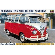 1:24 Volkswagen Type 2 Micro Bus (1963)