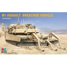 1:35 M1 ASSAULT BREACHER VEHICLE