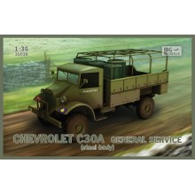 1:35 Chevrolet C30A General service (steel body)