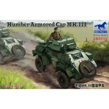 1:35 Humber Armored Car MK.III