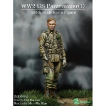 WW2 US Paratrooper (1)