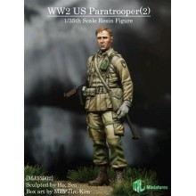WW2 US Paratrooper (2)