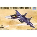 1:72 Russian Su-34 Fullback Fighter-Bomber