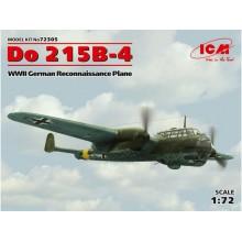 1:72 Dornier Do 215 B-4 WWII Reconnaissance Plane